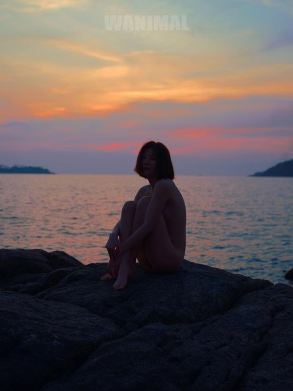 就是阿朱啊 – 内地90后新晋女模特-第14张图片-深海领域