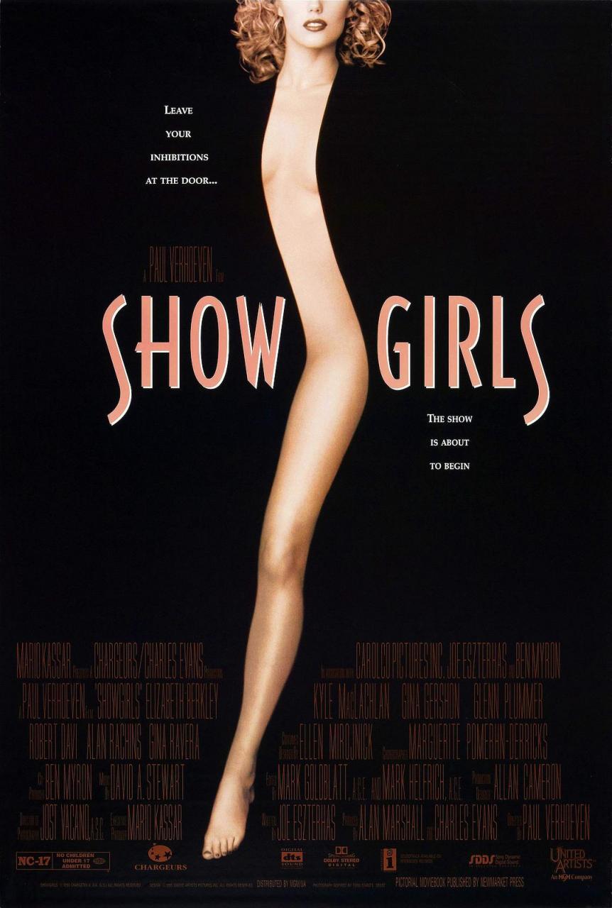 艳舞女郎 蓝光原盘下载+高清MKV版/美国舞娘  1995 Showgirls 41.9GB