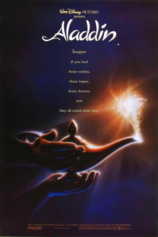 阿拉丁 蓝光原盘下载+高清MKV版/阿拉丁历险记 1992 Aladdin 57.2G