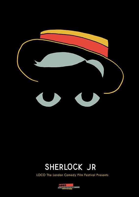 福尔摩斯二世 蓝光高清MKV版/小私家侦探 1924 Sherlock Jr. 5.31G