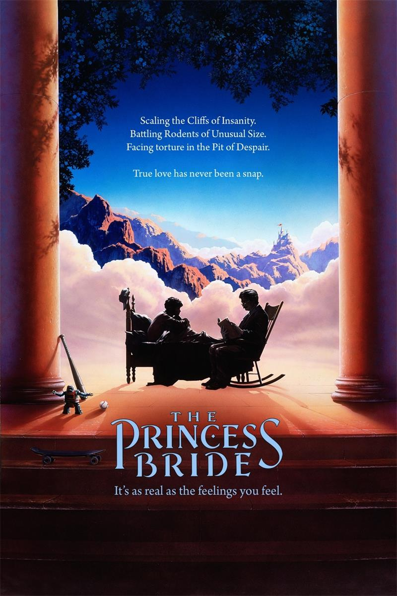 公主新娘 4K蓝光原盘下载+高清MKV版 1987 The Princess Bride 46.6G