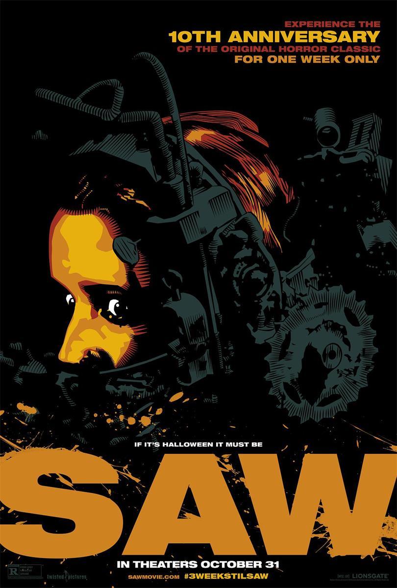 电锯惊魂 4K蓝光原盘下载+高清MKV版/你死我活/夺魂锯(台)/恐惧斗室(港)/链锯惊魂 2004 Saw 66.7GB