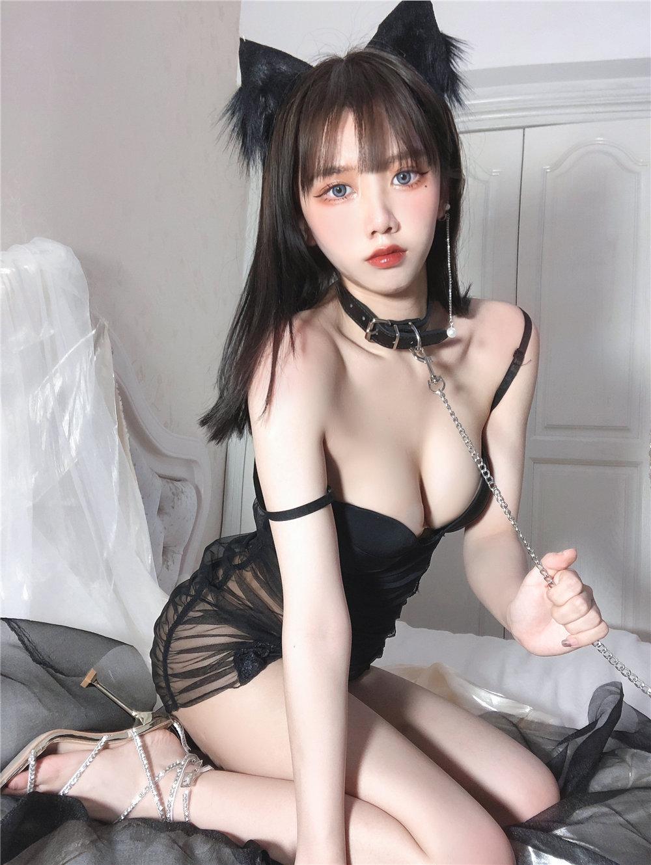 果咩酱w – 超可爱的萌妹Coser作品合集下载