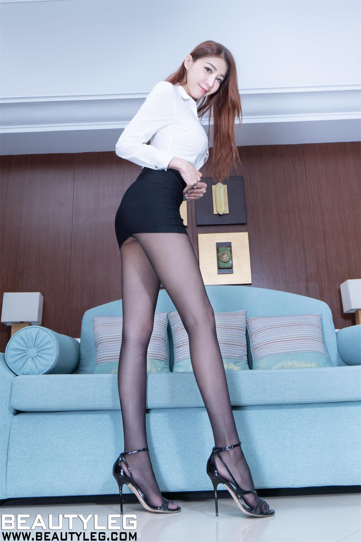 Beautyleg腿模 – 丝袜美足写真合集下载(VOL.1201-1500期)