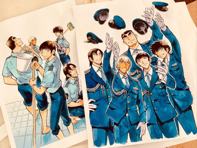 《名侦探柯南:警察学校篇》改编电视动画